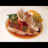 レストランウィークメニュー お魚料理