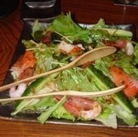 小樽食堂サラダ