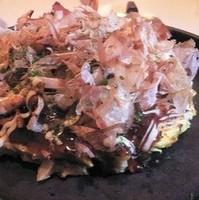 関西風お好み焼き 豚玉