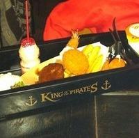 海賊キッズプレート