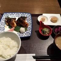 鯖の桜干し膳