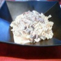 ポルチーニと4種のフレッシュキノコのクリームソース