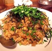 石焼高菜チャーハン