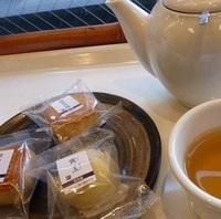 月餅と中国茶セット