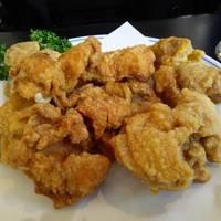 鶏肉の揚げ物