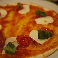 自家製ドライトマトのマルゲリータ