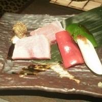 厚切りベーコン・焼き野菜
