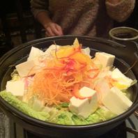 三元豚とシャキシャキ野菜のなべ