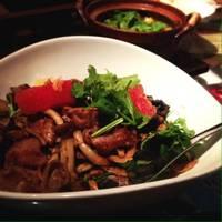 ベトナム風まぜまぜごはん 豚肉といろいろ野菜・ナッツなど具沢山