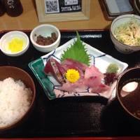 お刺身定食(3種)