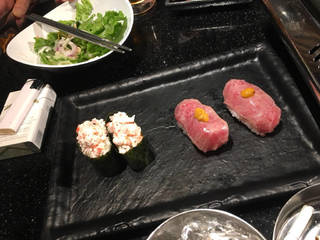 雲丹肉寿司