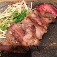 イベリコ豚のグリル~薬味三種でバリエーション豊かに~