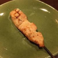 鶏むね肉の串焼き