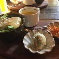 ランチ 前菜、スープ