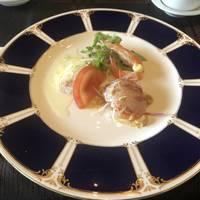コースランチ[百合]の前菜3種