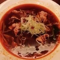 四川辣醤麺