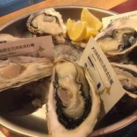 旬の生牡蠣 Oyster Platter 6P