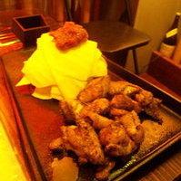 薩摩軍鶏の鍬焼き