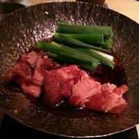 鹿児島県産薩摩牛のすき焼き