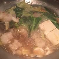 博多風 牛もつ鍋 醤油味