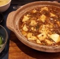 鍋焼き麻婆丼