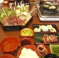 会津桜鍋定食