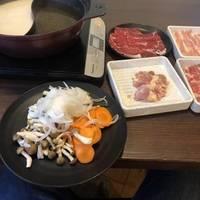 牛肉と三元豚