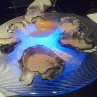 生牡蠣盛り合わせ