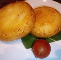 カマンベールチーズポテト揚げ