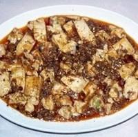 麻婆豆腐 マァバトウフ
