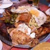 墨国回転鶏