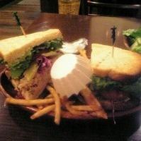 ツナサンドイッチ