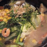 菜々麺 醤油味