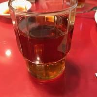 サービスウーロン茶