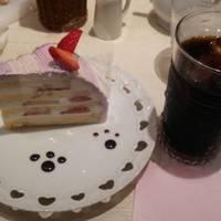 チェシャ猫ショートケーキ