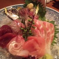 お徳 鮮魚盛り合わせ