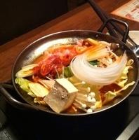 豚キムチチゲ鍋