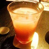 紅酢ザクロマッコリ