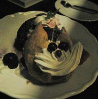 チェシャ猫のデザート