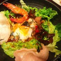魚忠サラダ