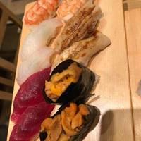 お寿司8貫