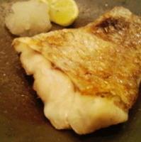 のどぐろの焼魚