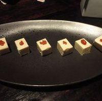 クリームチーズの吟醸粕味噌漬け