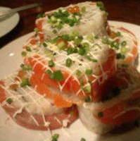 ドラゴンロール寿司