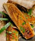 新竹の子の木の芽味噌焼き