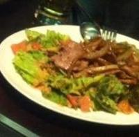 焼肉サラダ