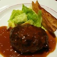 ハンバーグステーキ(リピート)