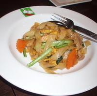 豚肉入り醤油風味の焼ききし麺
