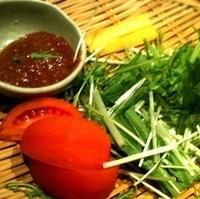 新鮮野菜盛り合わせ