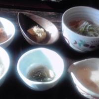 たっぷり野菜とお豆腐のつくね汁膳